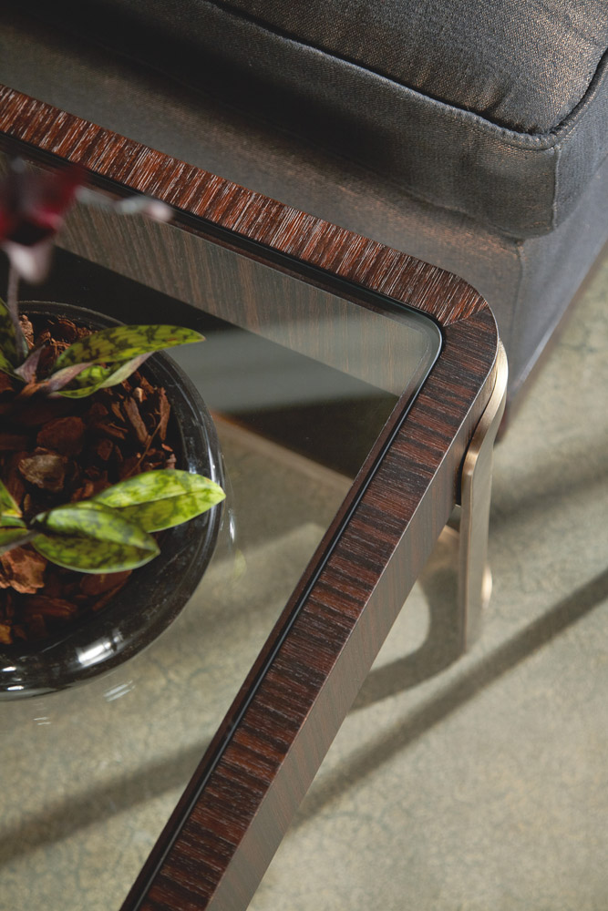 Cradle Side Table