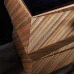 Origami Chest - Detail
