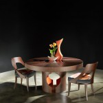 Peg Dining Table & Chairs
