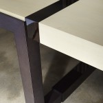 Puzzle Dining Table - Detail