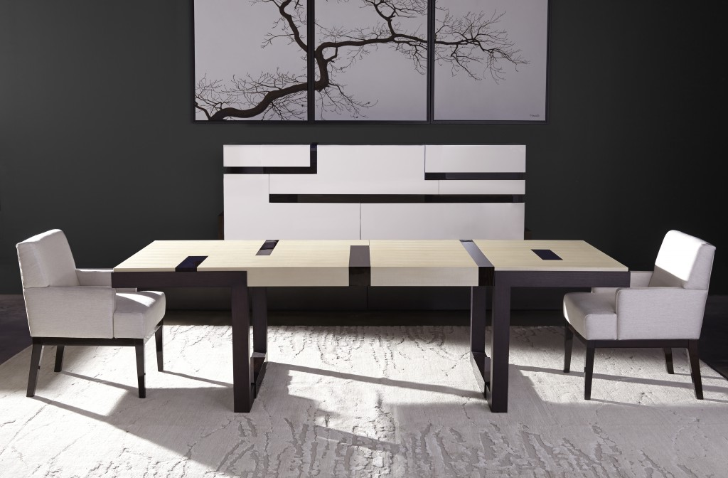 Puzzle Dining Table