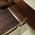 Strata Coffee Tables - Detail