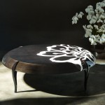 Chrysanthemum Coffee Table