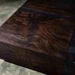 Dais Coffee Table - Detail
