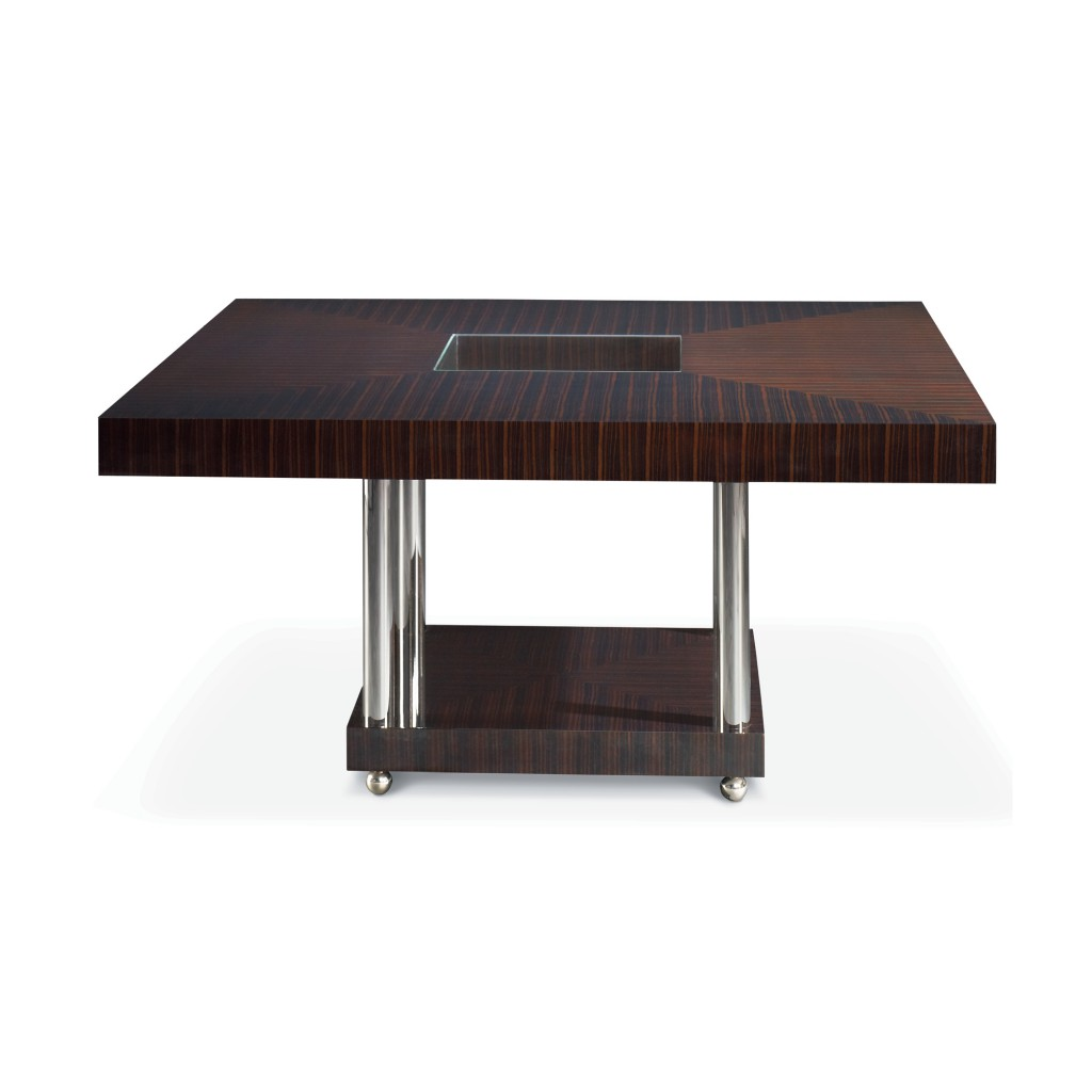 35_Duplex Dining Table Square