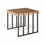 80_Maze Large Nesting Table